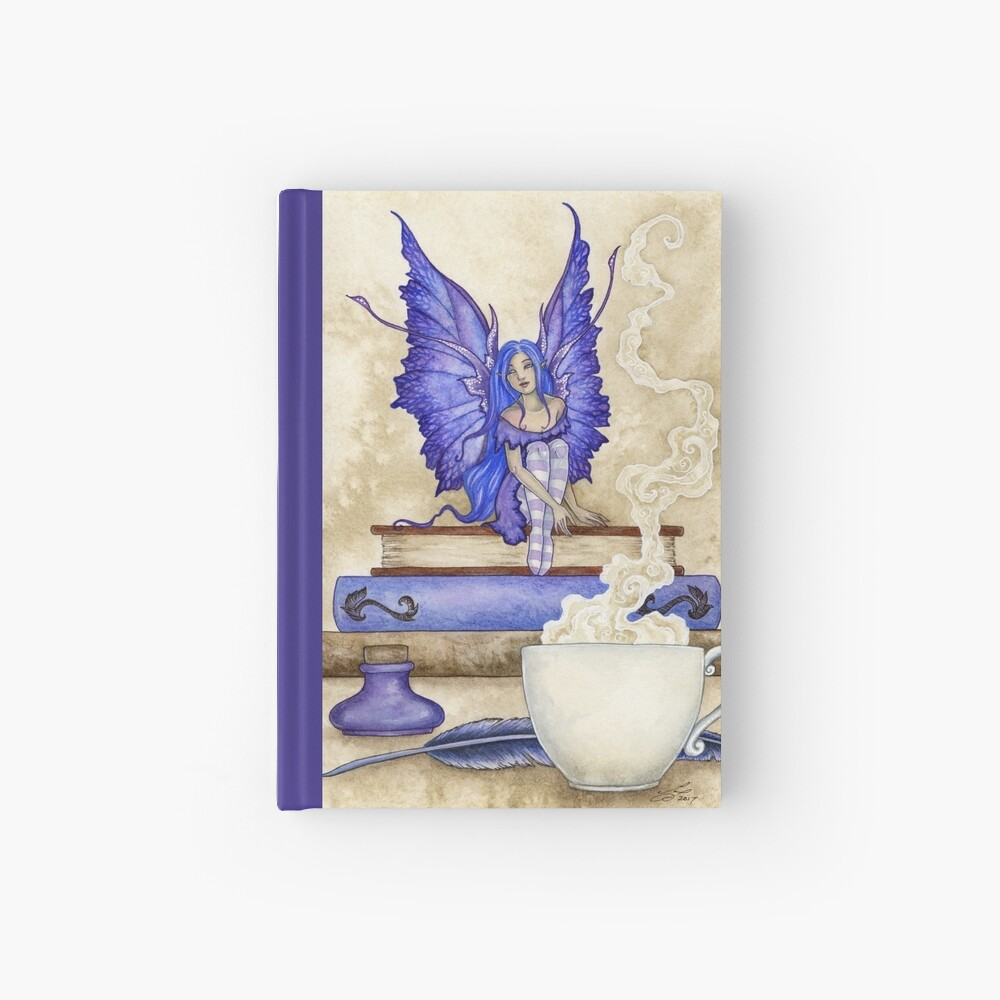 Book Worm II Hardcover Journal