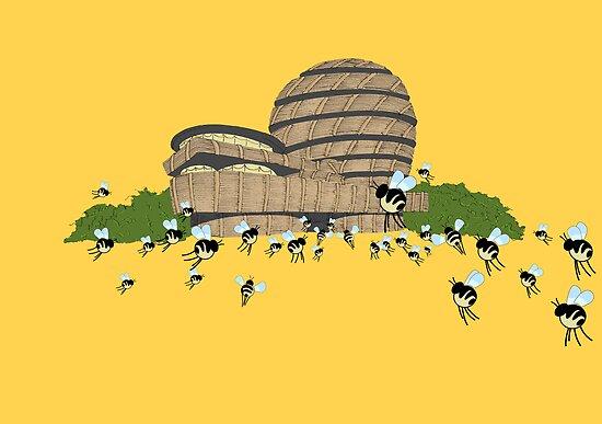 guggen hives by mtths