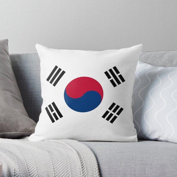 Corée du Sud Coussin