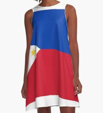Philippines A-Line Dress