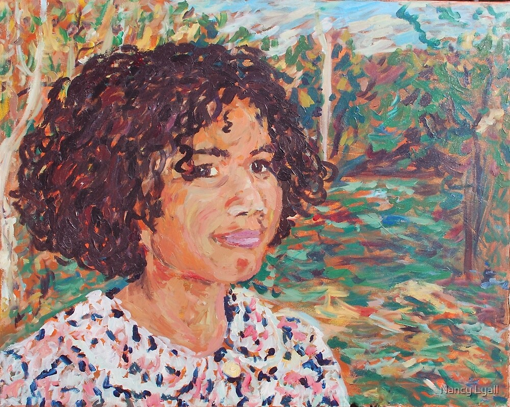 """Nicole"" by Nancy Lyall"