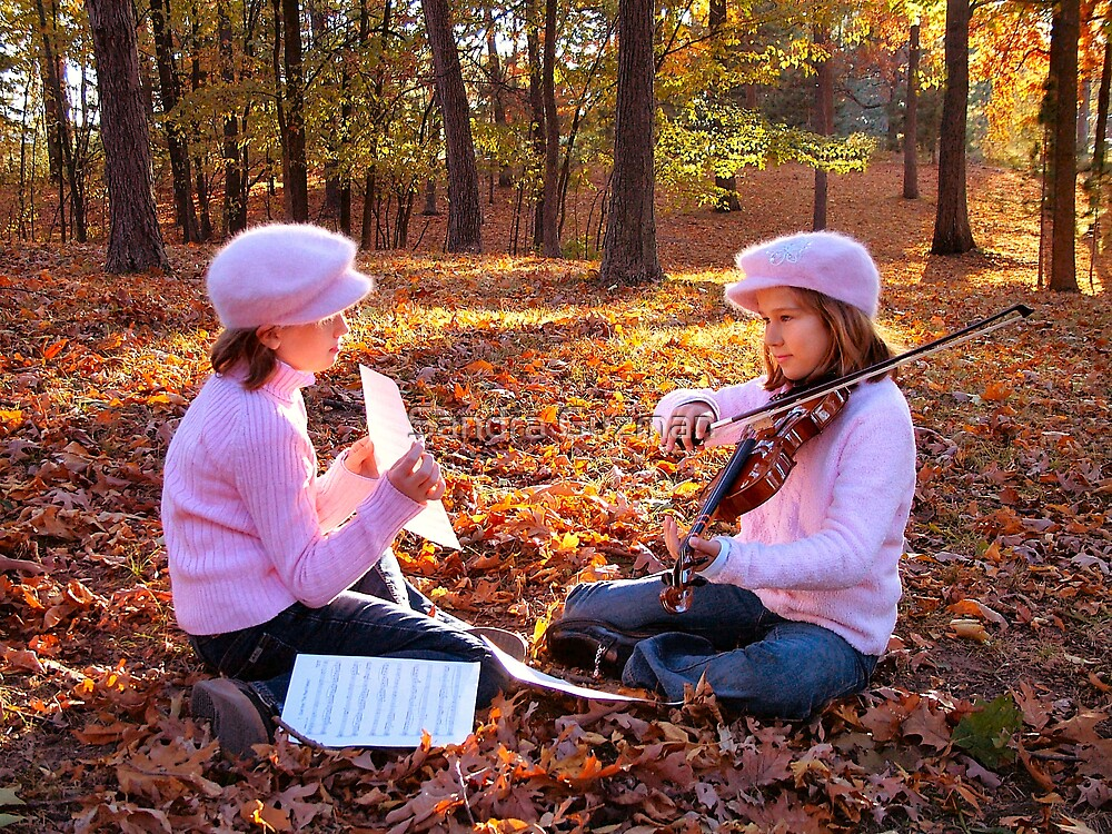 Concert in the Park by Sandra Guzman