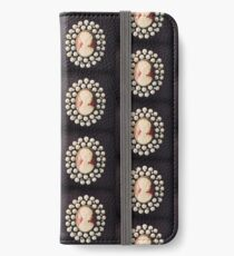 Classic Vintage Cameo - Art Photo  iPhone Wallet/Case/Skin