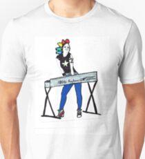 MM keyboardist Unisex T-Shirt