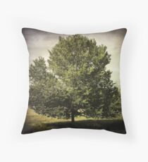 Perfect Tree Throw Pillow