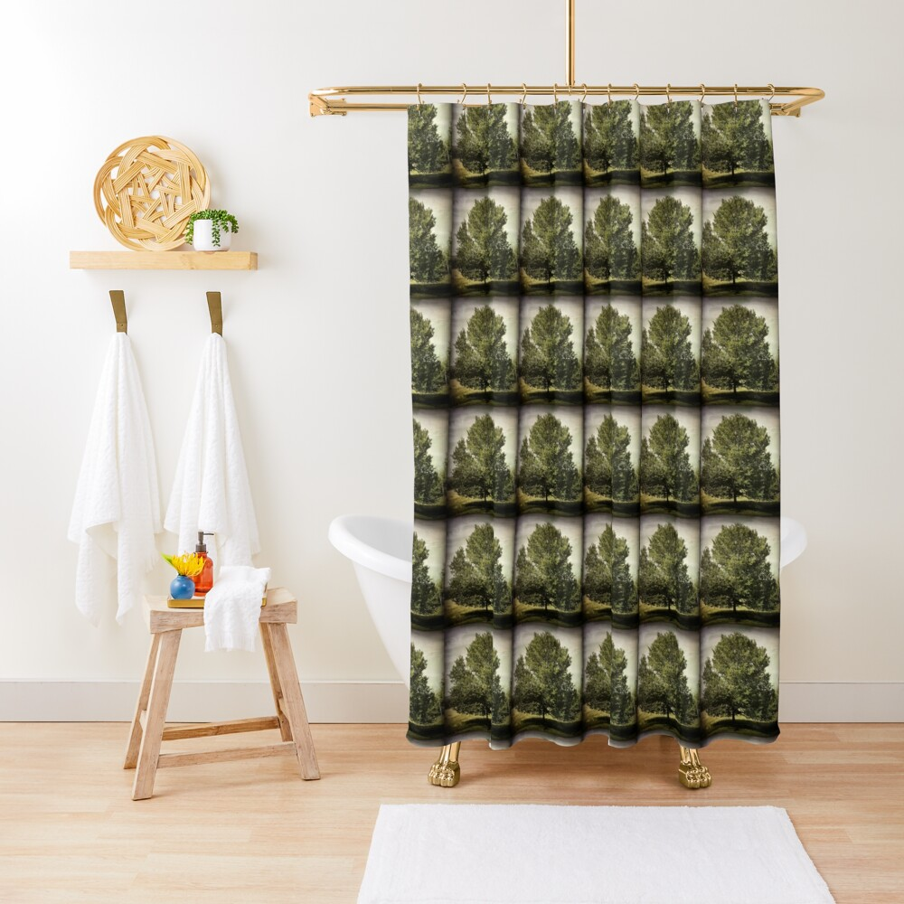 Nature Lovers Gift - Perfect Tree  Shower Curtain