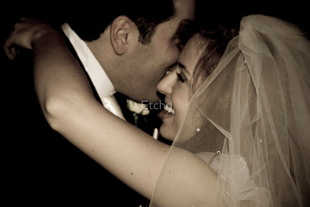 |Yoram & Anna | 10th March 2008 | The Happy Couple.... by Etchd