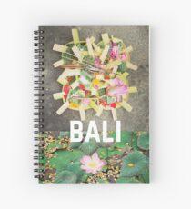 Bali Spiral Notebook