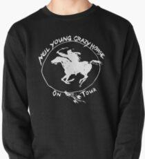 TOUR NEIL YOUNG CRAZY HORSE TELUR BLACK Pullover