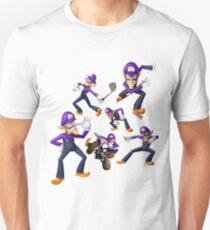 WAAAAA-WAAAA-WALUIGI T-Shirt