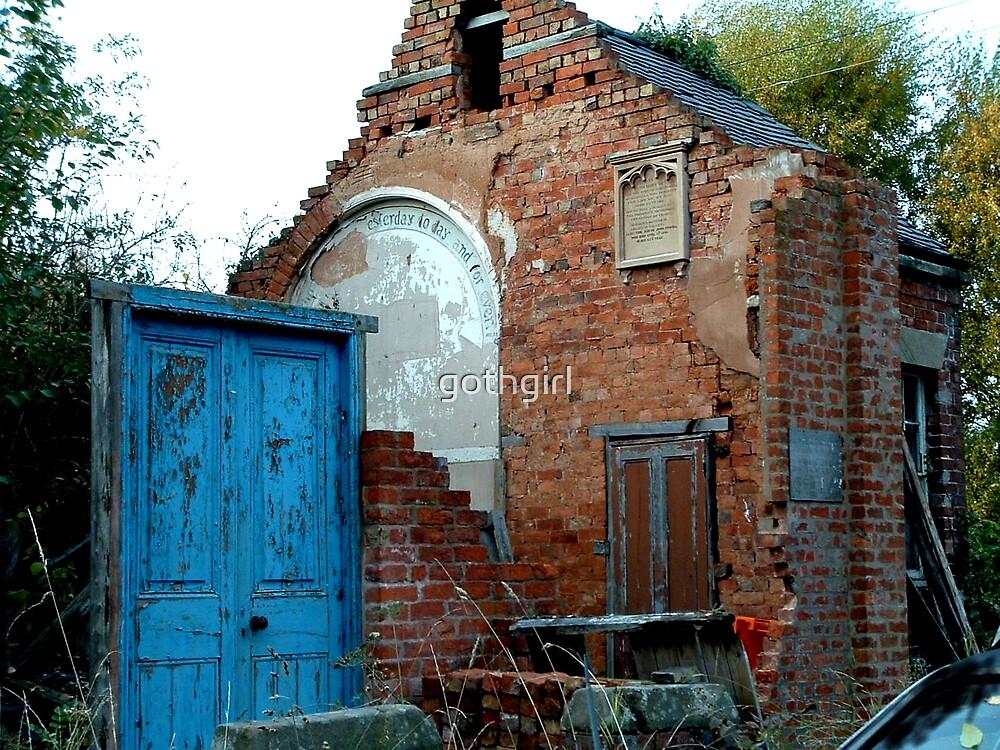 Old Church by gothgirl