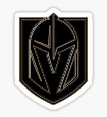 Vegas Golden Knights Neon Sticker