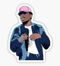 The Rapper Sticker