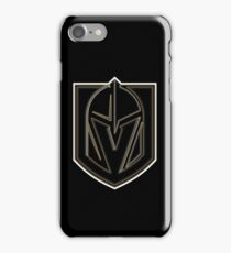 Vegas Golden Knights Neon iPhone Case/Skin