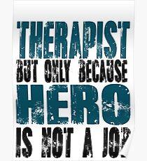 Therapist Hero Poster