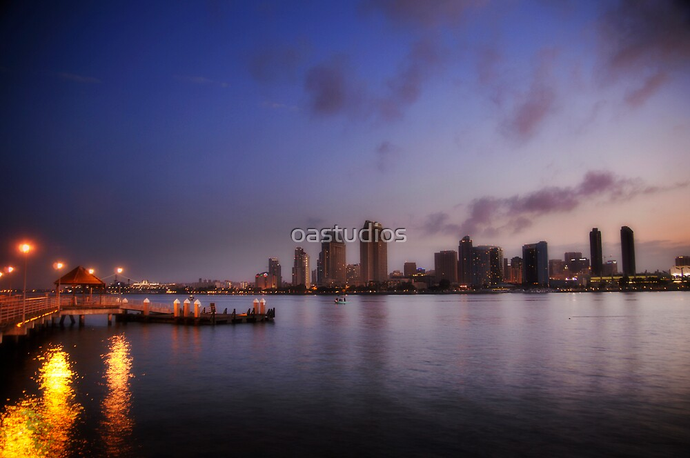 City Morning by oastudios