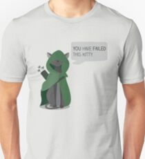Arrow, the vigilante cat T-Shirt