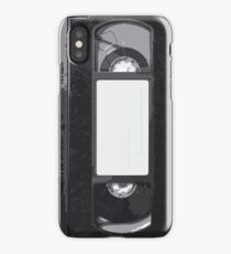 VHS Tape iPhone Case/Skin