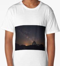 In a long long night  Long T-Shirt