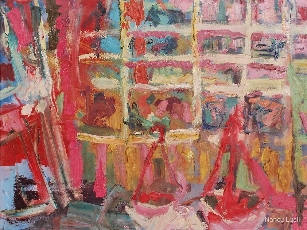 """Sun Room""  by Nancy Lyall"
