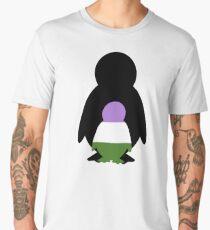 Genderqueer Mama Penguin Men's Premium T-Shirt