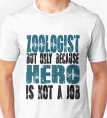 Zoologist Hero Unisex T-Shirt