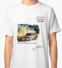 Audi S1 Quattro Classic T-Shirt