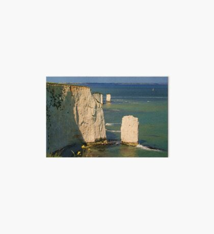 The Pinnacles & Old Harry Art Board