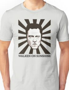 Walken on Sunshine - Christopher Walken Unisex T-Shirt