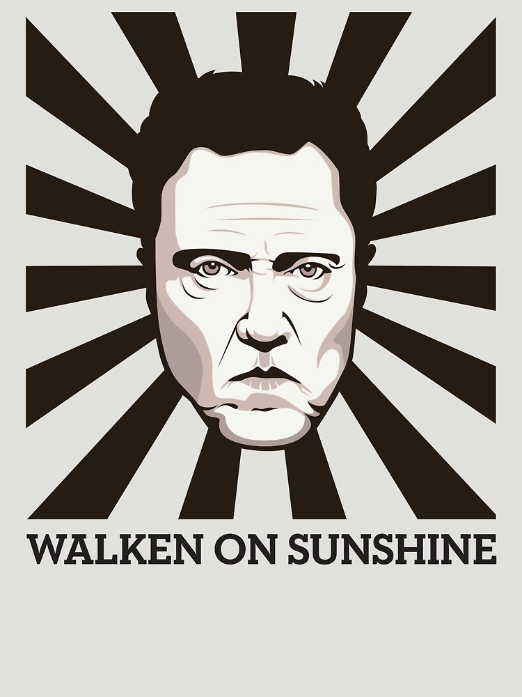 Walken on Sunshine - Christopher Walken by FacesOfAwesome