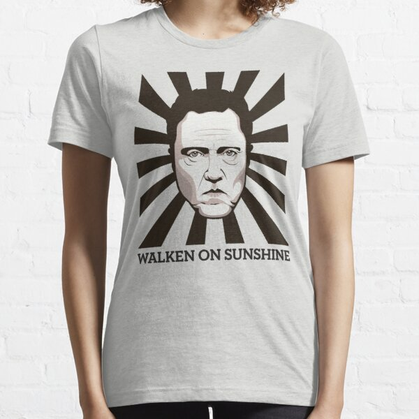 Walken on Sunshine - Christopher Walken Essential T-Shirt