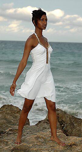 Walk along water by californiagirl