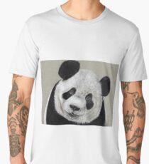 Giant Panda Men's Premium T-Shirt