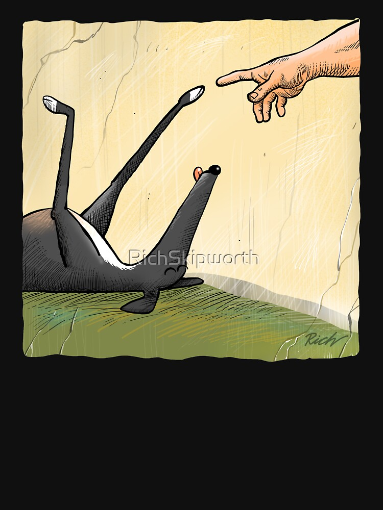 The Hand of Dog by RichSkipworth