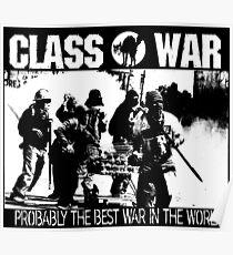 Class War Poster