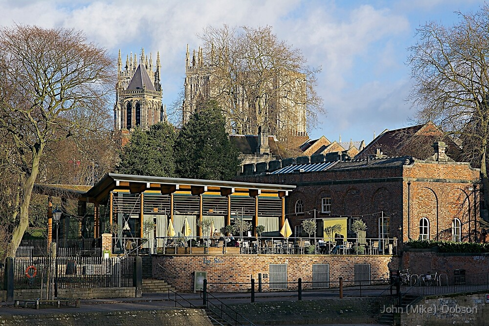 York by John (Mike)  Dobson