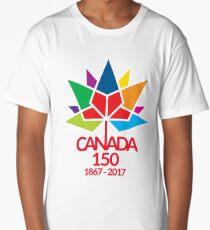 Canada Day Celebrating 150 Years Long T-Shirt