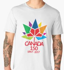 Canada Day Celebrating 150 Years Men's Premium T-Shirt