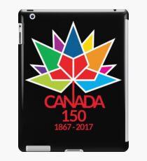 Canada Day Celebrating 150 Years iPad Case/Skin