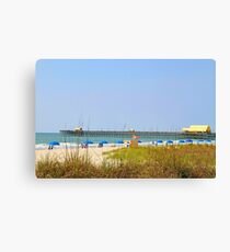 Myrtle Beach South Carolina Canvas Print
