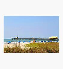Myrtle Beach South Carolina Photographic Print