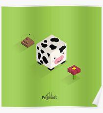 Bovine Simulator Poster