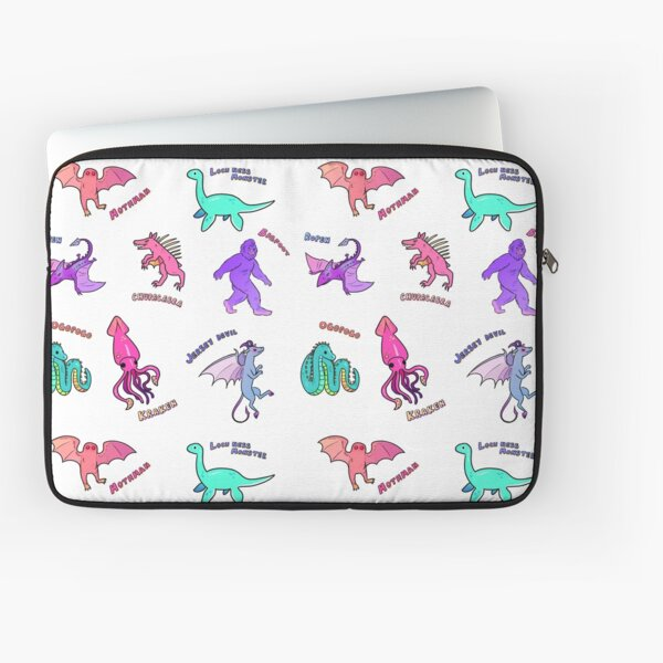 Cryptid sighted! Laptop Sleeve