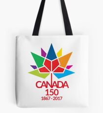Canada Day Celebrating 150 Years Tote Bag