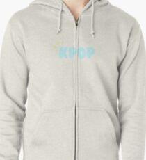 KPOP Zipped Hoodie