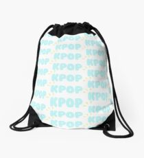 KPOP Drawstring Bag