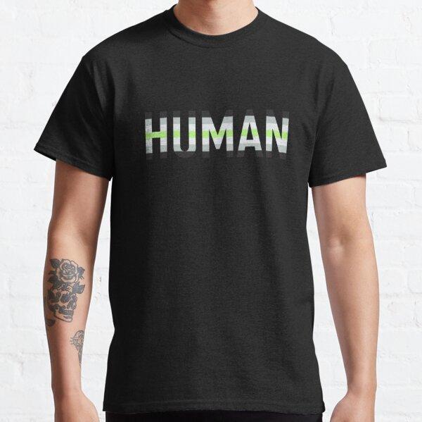 Human, Agender Classic T-Shirt