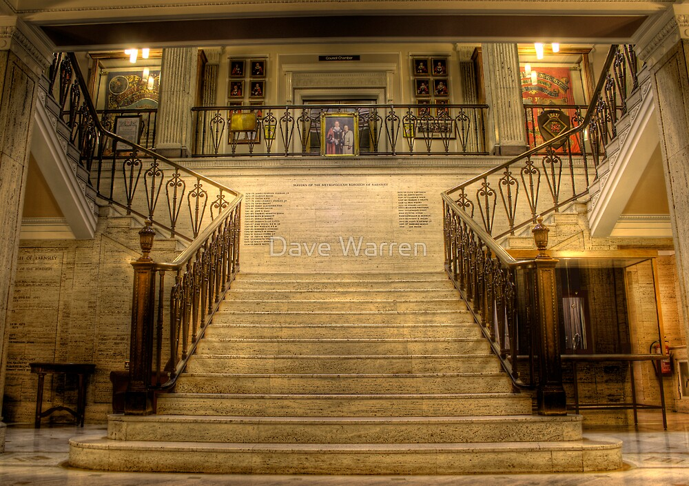 The Staircase by Dave Warren
