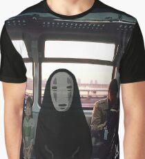 Studio Ghibli Spirited Away Graphic T-Shirt