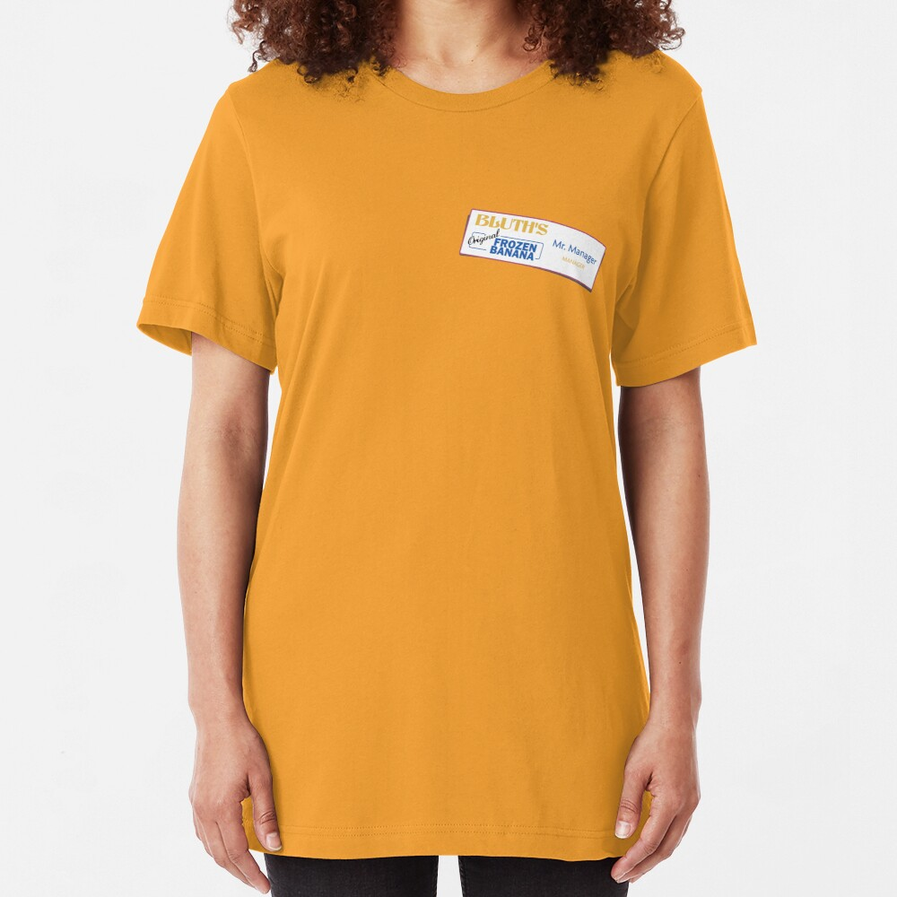 AD - Mister Manager Slim Fit T-Shirt